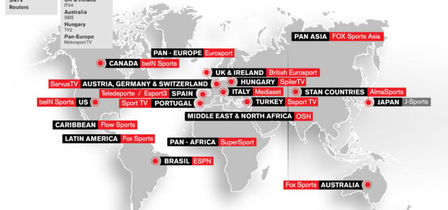 Industry news: WorldSBK TV coverage to reach new levels in 2017