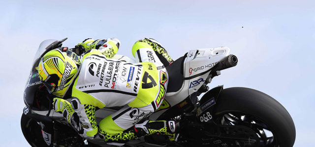Alvaro Bautista lines up in tenth place on Argentine grid
