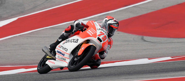 Steps forward for Albert Arenas at Austin, qualifies 22nd