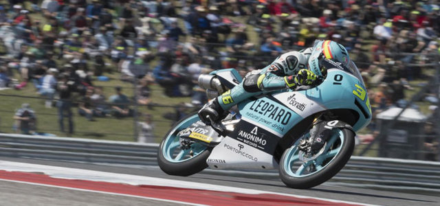 Joan Mir maintains championship lead in tough Texas race