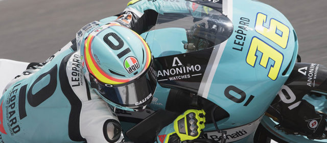 Unlucky qualifying leaves Joan Mir lining up 16th for Argentine GP