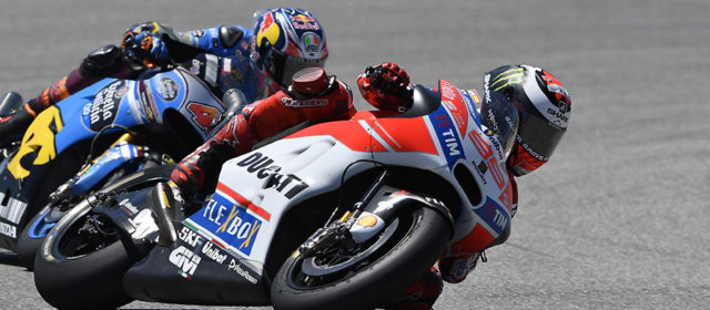 Jorge Lorenzo takes ninth place in Austin