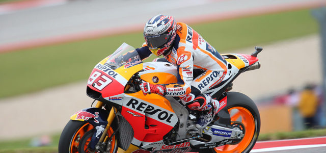 Red Bull Grand Prix of The Americas, qualifying roundup: MotoGP, Moto, Moto3