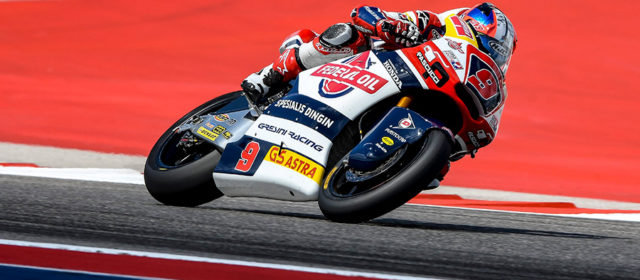 Jorge Navarro continues to improve in qualifying at Austin