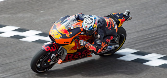 Pol Espargaro qualifies 18th in Argentina as learning curve continues