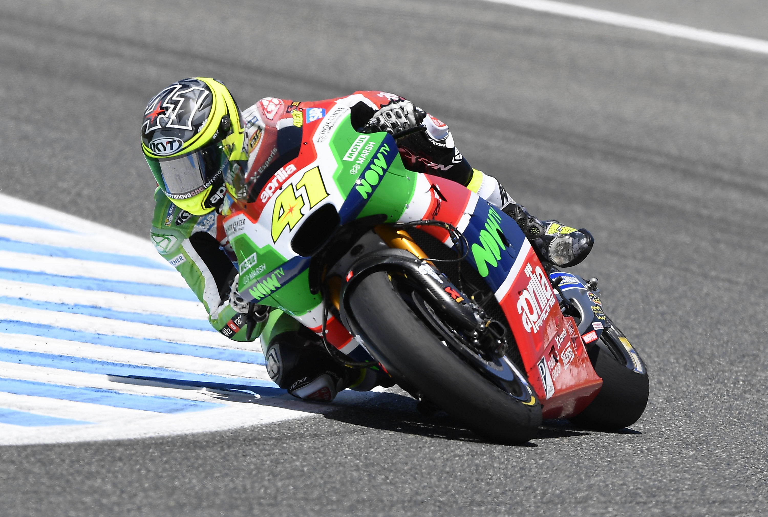 A good top-10 placement for Aleix Espargaró after a demanding race in Jerez - vroom-magazine.com