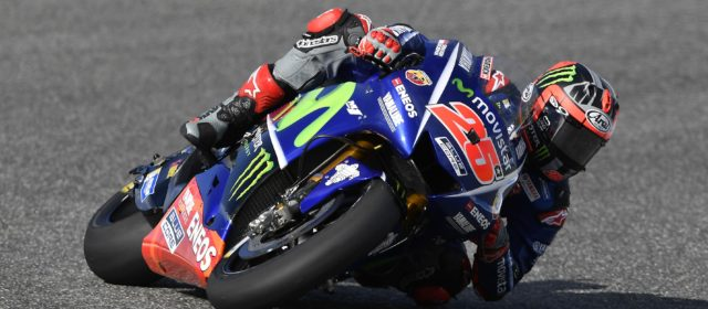 Maverick Viñales to start Jerez GP from row 2