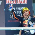 Miguel Oliveira places on the podium again in Jerez
