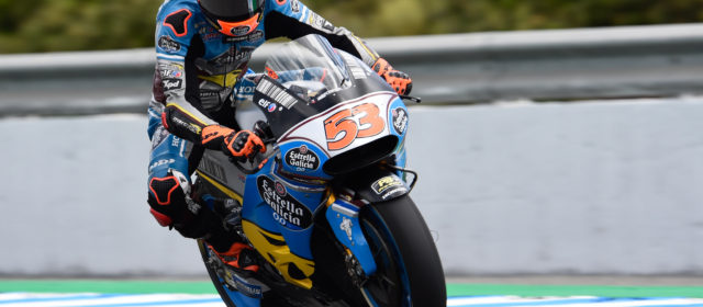 Tito Rabat to start Jerez race from 18th