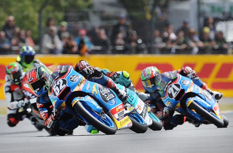 CEV Repsol, French round: Alonso López wins in Le Mans