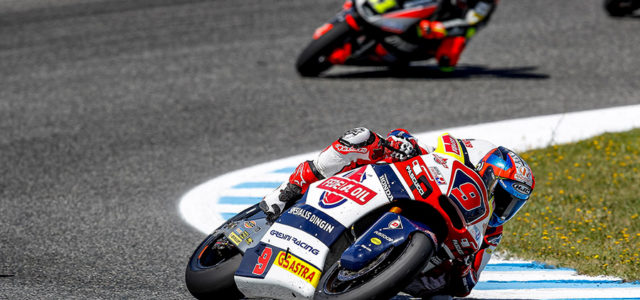 Jorge Navarro brings home more points at Jerez