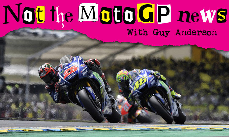 NOT the MotoGP News: Oil! It's all about the oil!