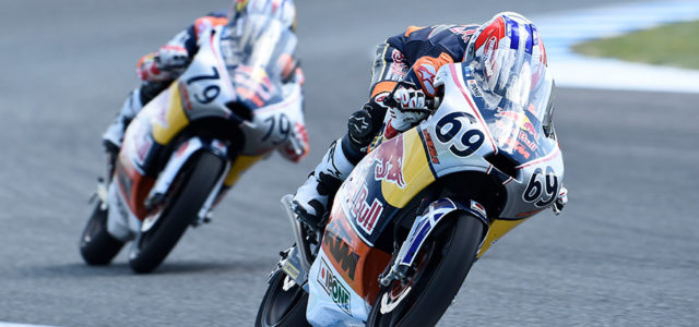 Red Bull Rookies, Jerez race 1: Skinner takes win from Ogura