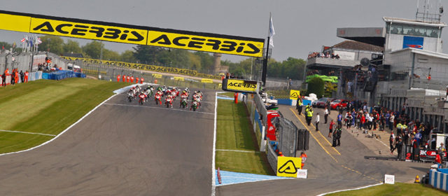 WorldSBK, Donington round preview