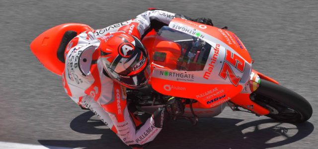 Difficult day for Albert Arenas at Mugello