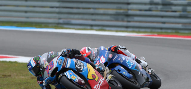 Álex Márquez comes 6th in Assen race