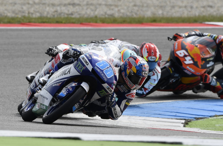 Jorge Martin is preparing for surgery in Germany