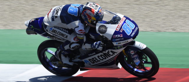 Jorge Martin back on the podium in Catalunya