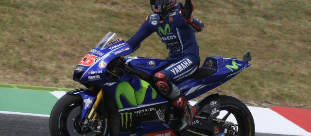 Maverick Viñales takes second in Mugello GP