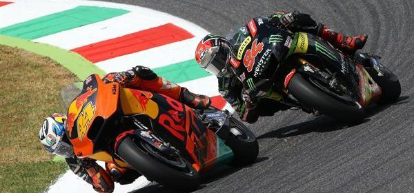 Pol Espargaro retires from Mugello race