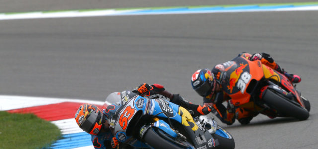 Tito Rabat ends tough Assen race with 12th