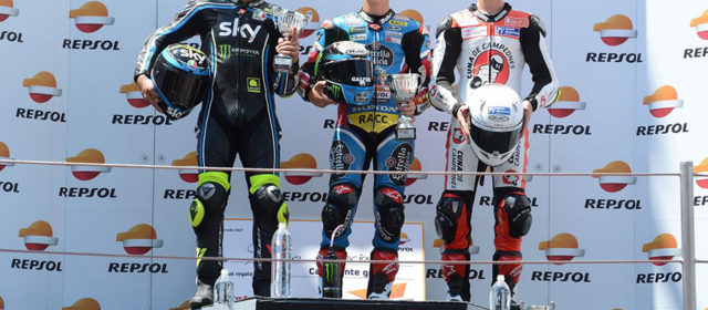 CEV Repsol, Catalunya: Wins for López, García, Cardús, García and Sardanyons in Barcelona