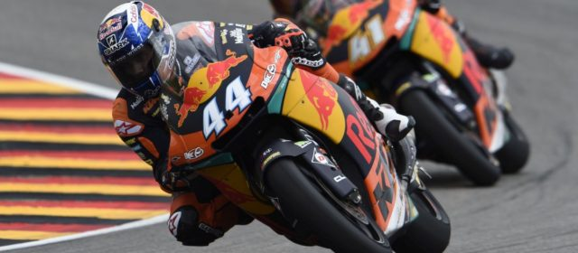 Miguel Oliveira takes third podium of the year at Sachsenring