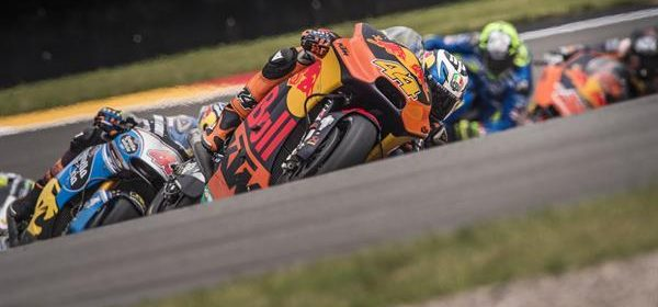 Pol Espargaro finishes 13th in Sachsenring race