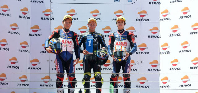 FIM CEV Repsol: Foggia, Granado and González consolidate leads after wins in Estoril along with Melgar