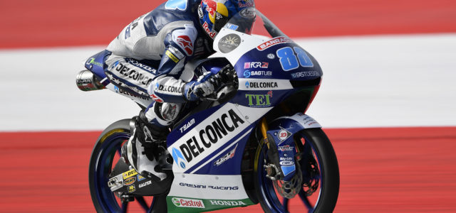 Jorge Martin smiles with 13th place in Austrian qualifying