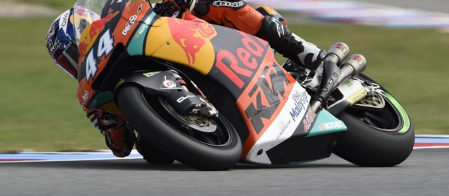 Miguel Oliveira to start Czech GP from second on the grid