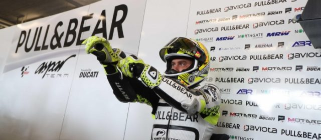 Alvaro Bautista lines up ninth on Brno grid