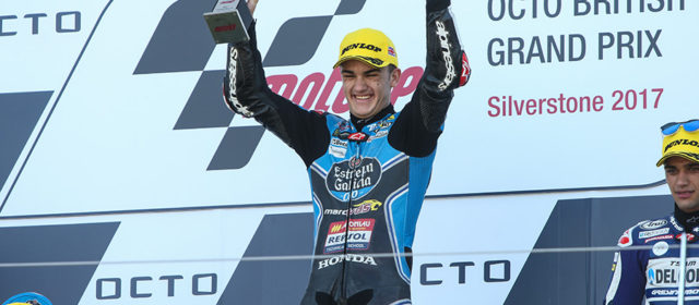 Aron Canet wins at SIlverstone