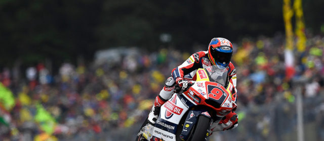 More points for Jorge Navarro in the Czech Republic