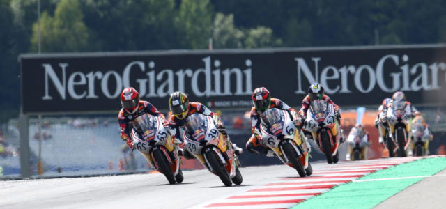 Red Bull Rookies, Austria: Masaki masters sensational finish to Red Bull Ring Race 2