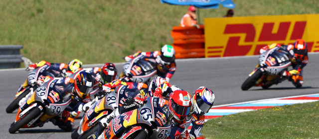 Red Bull Rookies, Brno: Can Öncü with all the answers in Race 1