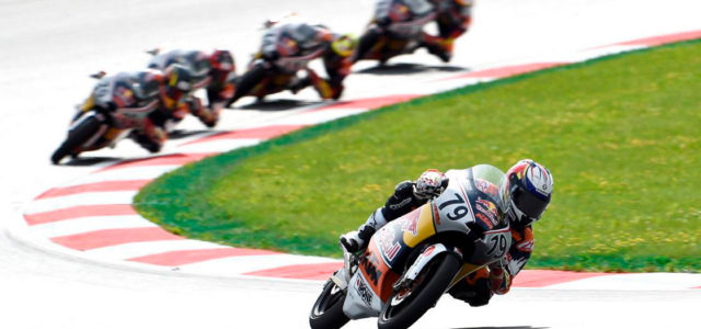 Red Bull Rookies, Austria: Ogura dominates Red Bull Ring 1 after first lap drama