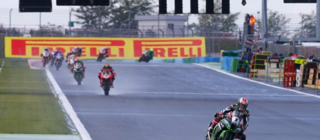 WorldSBK, Magny Cours: Saturday – Rea seals third successive title with race 1 victory