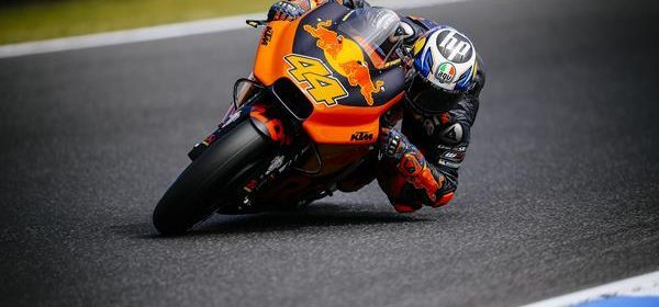 Pol Espargaro inside the top 10 in Australia