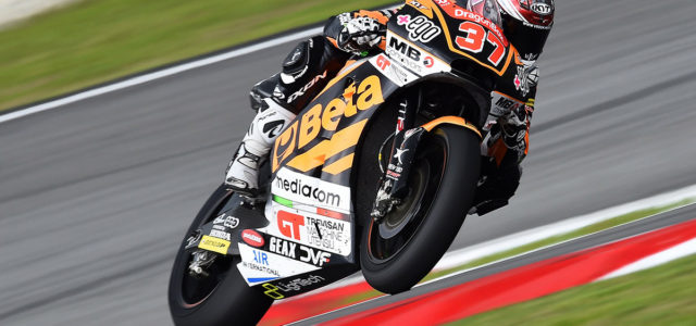 Augusto Fernandez takes first World Championship points with 12th place finish in Sepang