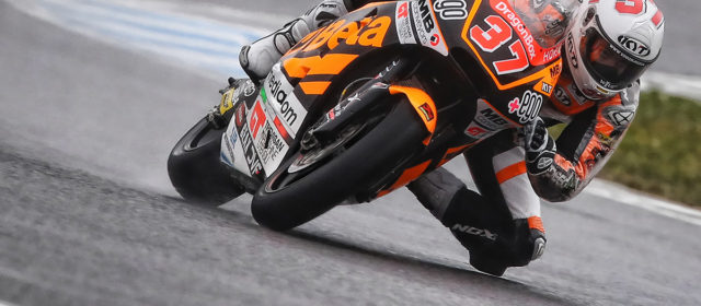 Augusto Fernandez finishes strong Motegi weekend just outside the points