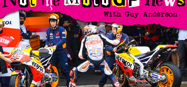 NOT the MotoGP News – Japanese Grand Prix review