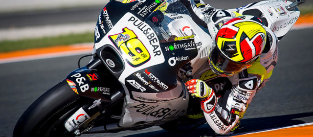 DNF for Alvaro Bautista at Valencia