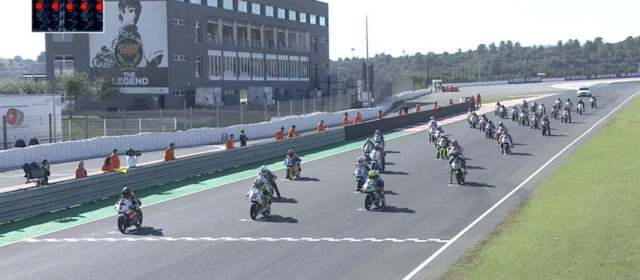 Video: Official highlights – FIM CEV Repsol, Valencia, final round – European Talent Cup