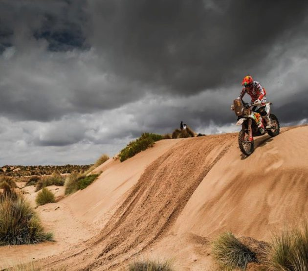 """Dakar 2018 Stage 7 report: """"Out on their own"""""""