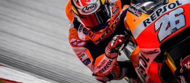 Pedrosa, Dovizioso, Lorenzo: the fastest three on Sepang Test day 1