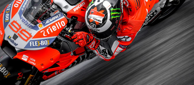 Jorge Lorenzo below lap record pace to dominate Day 3 of Sepang test