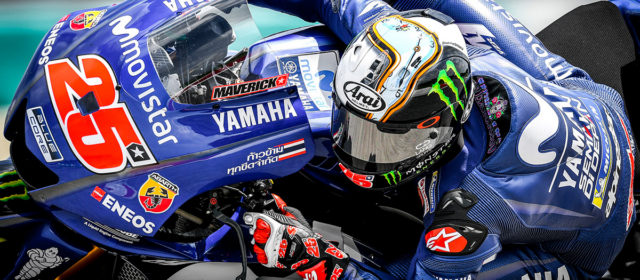 Viñales and Rossi reign on Day 2 of Sepang Test
