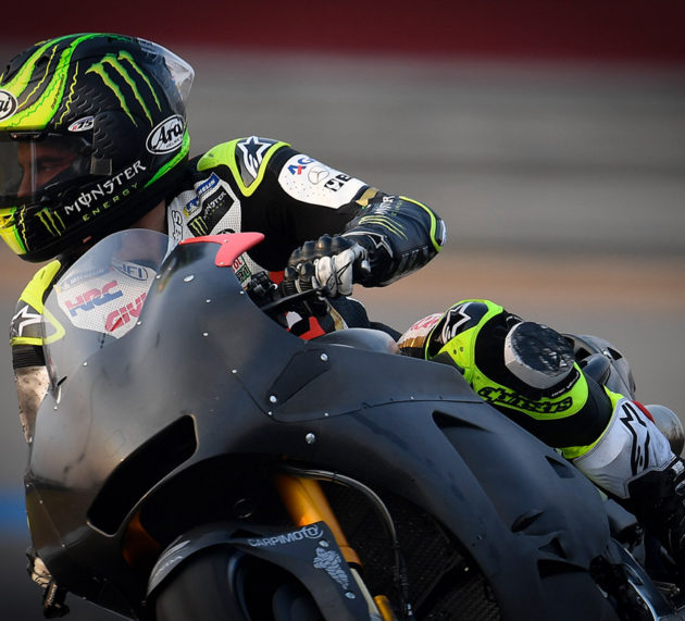 Buriram test, day 1: Crutchlow and Rins take first honours in Thailand
