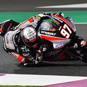 Xavi Vierge to tackle the Qatar GP from row four